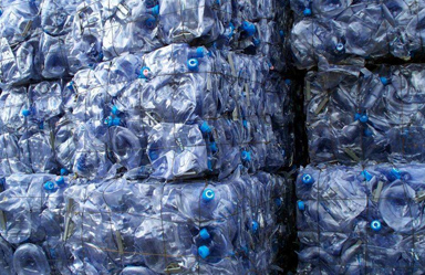 Biodegradation Recycled Plastic