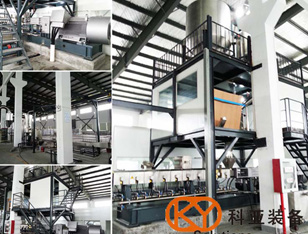The Third Generation Sk Series Twin Screw Extrusion System Has Been Successfully Applied in High-end Blending and Modified Granulation Industry
