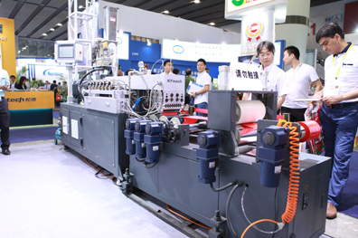 KY Lab Twin Screw Extruder